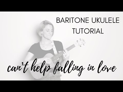 "baritone-ukulele-tutorial-//-""can't-help-falling-in-love"""
