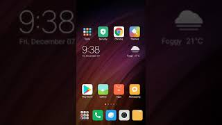 Loudspeaker Auto On In Redmi phone note 4, 3, 4A (100 % solution)