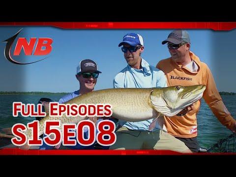 Casting Summertime Big Water Muskies | Season 15 Episode 8