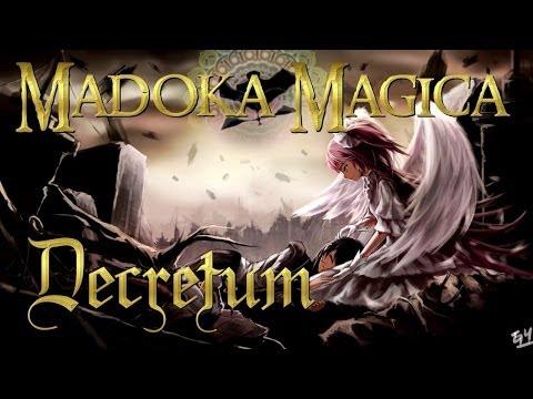★ Decretum (Violin, Orchestra) | Madoka Magica