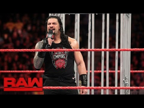 Thumbnail: Roman Reigns gets his U.S. Title rematch: Raw, Jan. 23, 2017