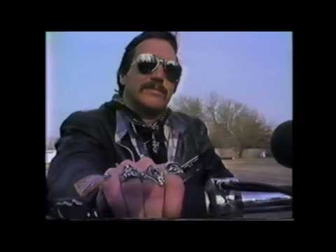 Judas Priest- Hell Bent For Leather (Music Video)