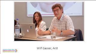 2018 08 29 Wilf Gasser Medienkonferenz Marsch fürs Laebe
