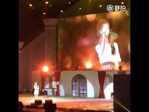 [Full Fancam] 160625 SNSD (少女時代) Yoona (允儿) - 小幸運 (A Little Happiness) @ FanMeet Blossom at Beijing