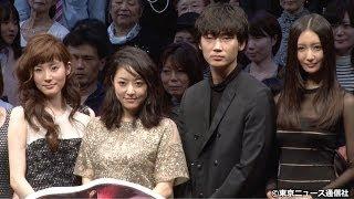 【TNS動画ニュース】綾野剛、自身が演じる