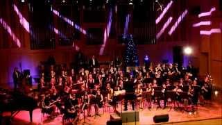 """Gala Noworoczna 2015 - Nico Dostal - Servus Wien! Młodzieżowa Orkiestra Dęta """"Leśnica"""""""