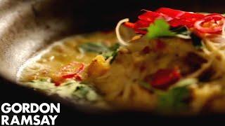 Coconut Glass Noodle Soup - Gordon Ramsay