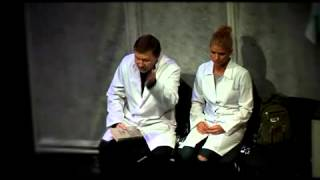 Спектакль «Жестокий урок» в ДК им. Зуева