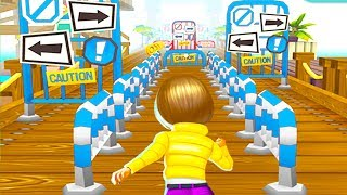 Subway Princess Runner #23 | Android Gameplay | Friction Games