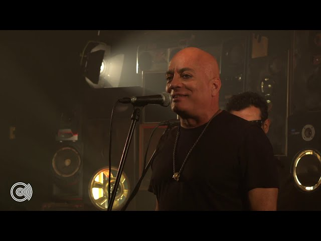 Rostros Ocultos en Guanamor Studio (Live)