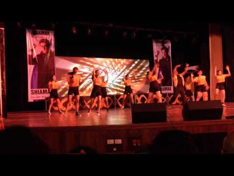 Shiamak Summer Funk 2015 Bangalore Koramagala Edm