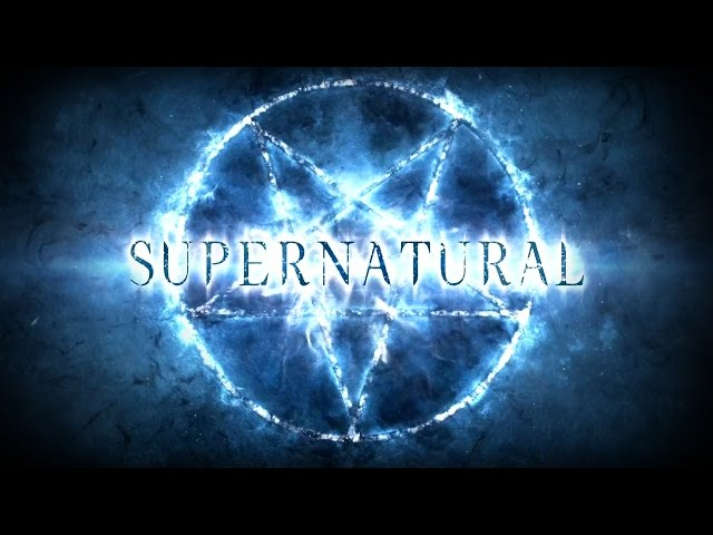 Supernatural 1-12 Seasons  All Opening Intros