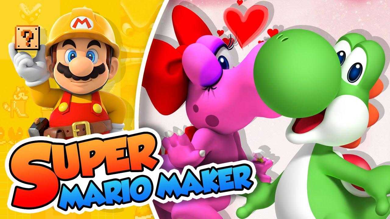 boosstaticfaces Super Mario Maker Gaming
