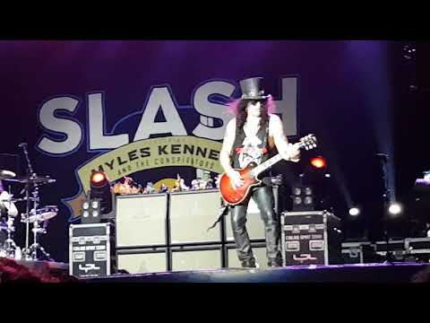 Slash – Anastasia – Florianópolis – 22/May/2019