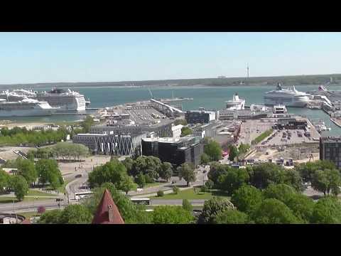 Old City Harbour. Tallinn. Estonia