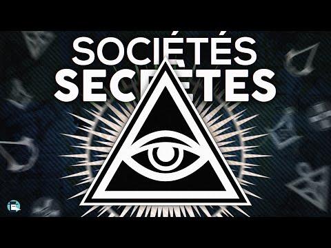La vérité sur 6 sociétés secrètes
