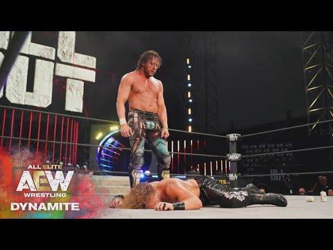 Kenny Omega Reveals his AEW Future | AEW Dynamite, 9/9/20