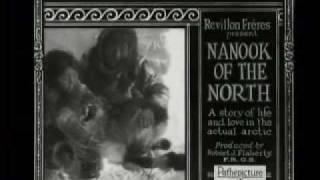 ドキュメンタリー映画の父、ロバート・フラハティの「極北の怪異」。カ...