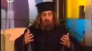 Отец Нафарфорий   Сблъсък с Дявола