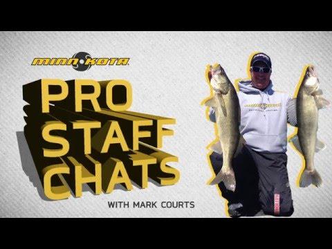 Minn Kota Pro Staff Chats - Mark Courts on 8' and 12' Talon