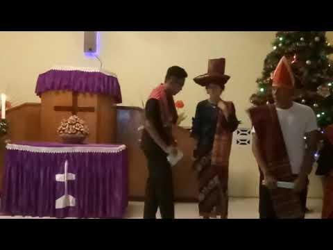 Liturgi Ragam Bahasa | Natal NGPP Khusus Karang Sari | Sabtu,16 Desember 2017