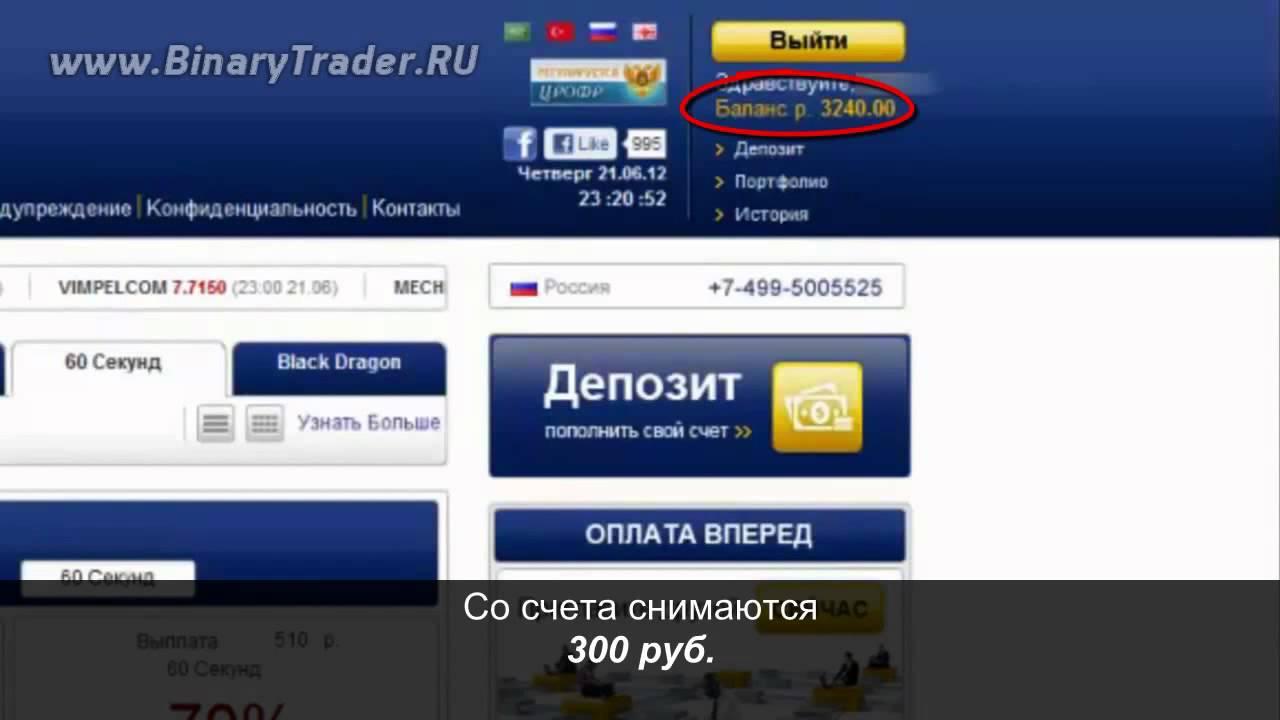 Бинарные опционы торгуются на DragonOptions | виды платформ для бинарных опционов