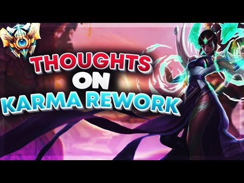 My thoughts on Karma's upcoming rework