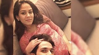 Shahid Kapoor captures pregnant wife Mira Rajputs BABY BUMP
