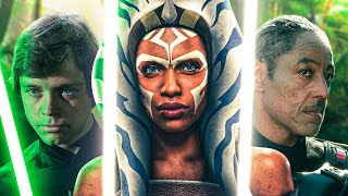 Luke and Ahsoka in The Mandalorian Season 2 - Star Wars Theory