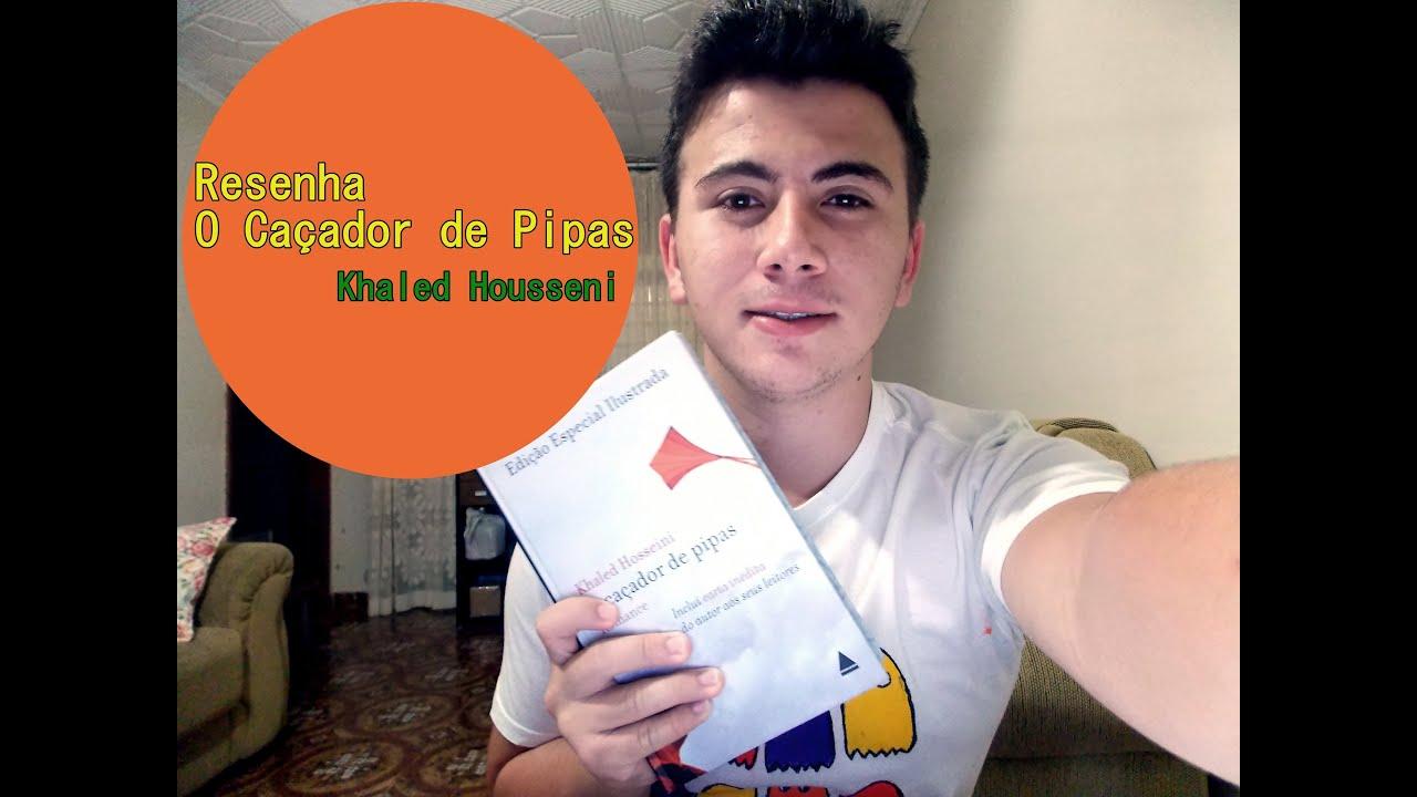 O Caçador De Pipas, Khaled Housseini