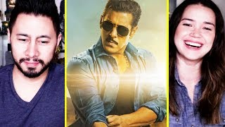 DABANGG 3 & RADHE | Motion Poster | Salman Khan | Prabhu Deva | Reaction by Jaby & Achara