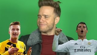Olly Murs Talks Man United: Ronaldo And Reus In!