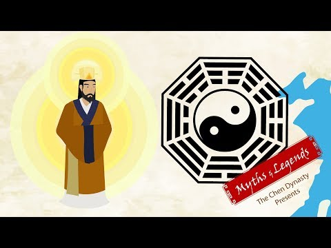 Chang Ji And the Creation of the Book of Changes