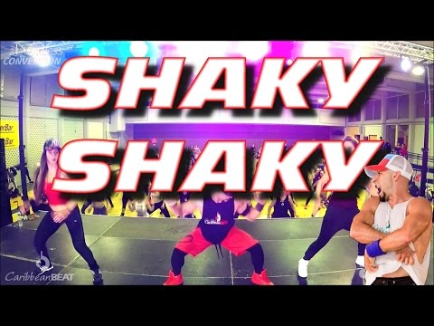 Shaky Shaky / Hula Hoop - Daddy Yankee Remix - Ft. Nicky Jam, Plan B by Saer Jose