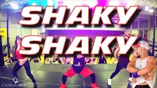 Daddy Yankee - Shaky Shaky Remix - Ft. Nicky Jam, Plan B by Saer Jose