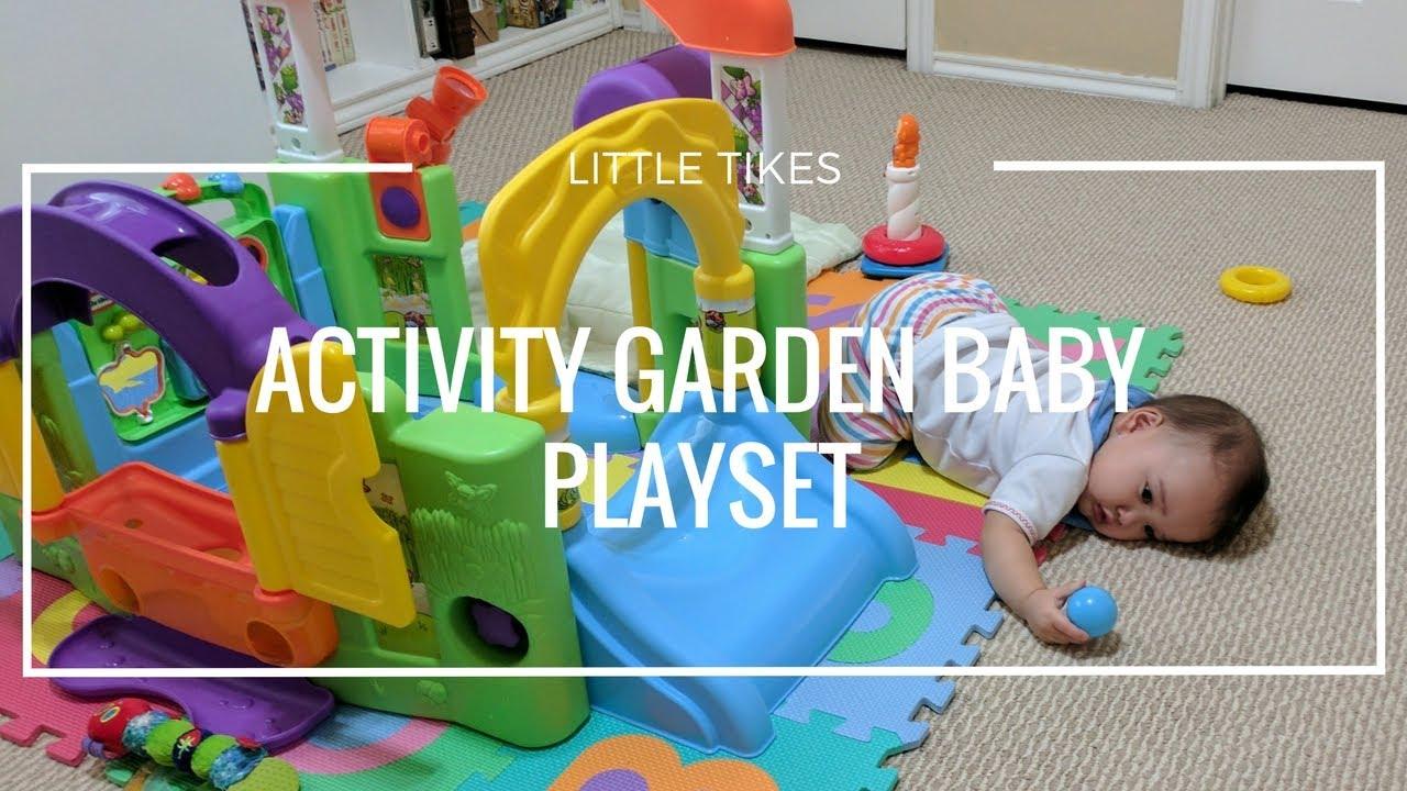 little tikes activity garden baby playset review 2017 - Little Tikes Activity Garden Baby Playset