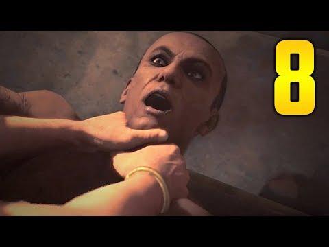 "Assassins Creed Origins Walkthrough - Part 8 ""THE SNAKE"" (Let's Play)"