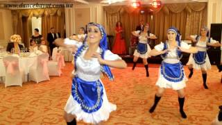"""Еврейский танец """"7-40"""""""