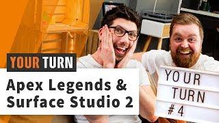 Surface Studio 2, Apex Legends & ein Technik-Quiz – Your TURN #4