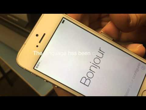 testing iPhone 5S under high voltage (5kV) stress