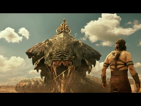 Gods Of Egypt Movie Snake Riders Scene 2018 HD | New Hollywood Action Fantasy Movie | Sci Fi Movie