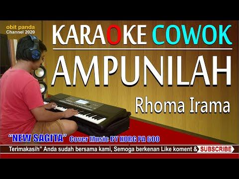 AMPUNILAH ~ COWOK VERSION KARAOKE COVER