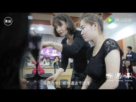 Krassimira Jordan's TV broadcasting in China, March 2016