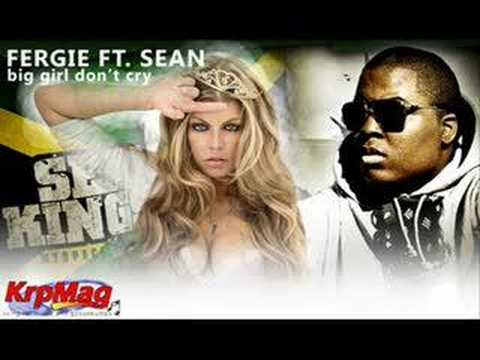 Fergie - Big girls don't cry (remix) ft. Sean Kingston ... Fergie Remix