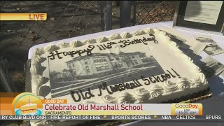 116th Birthday for Old Marshall School
