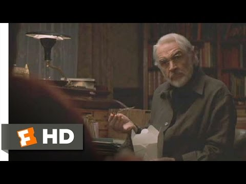 Finding Forrester (4/8) Movie CLIP - The Pulitzer Prize (2000) HD