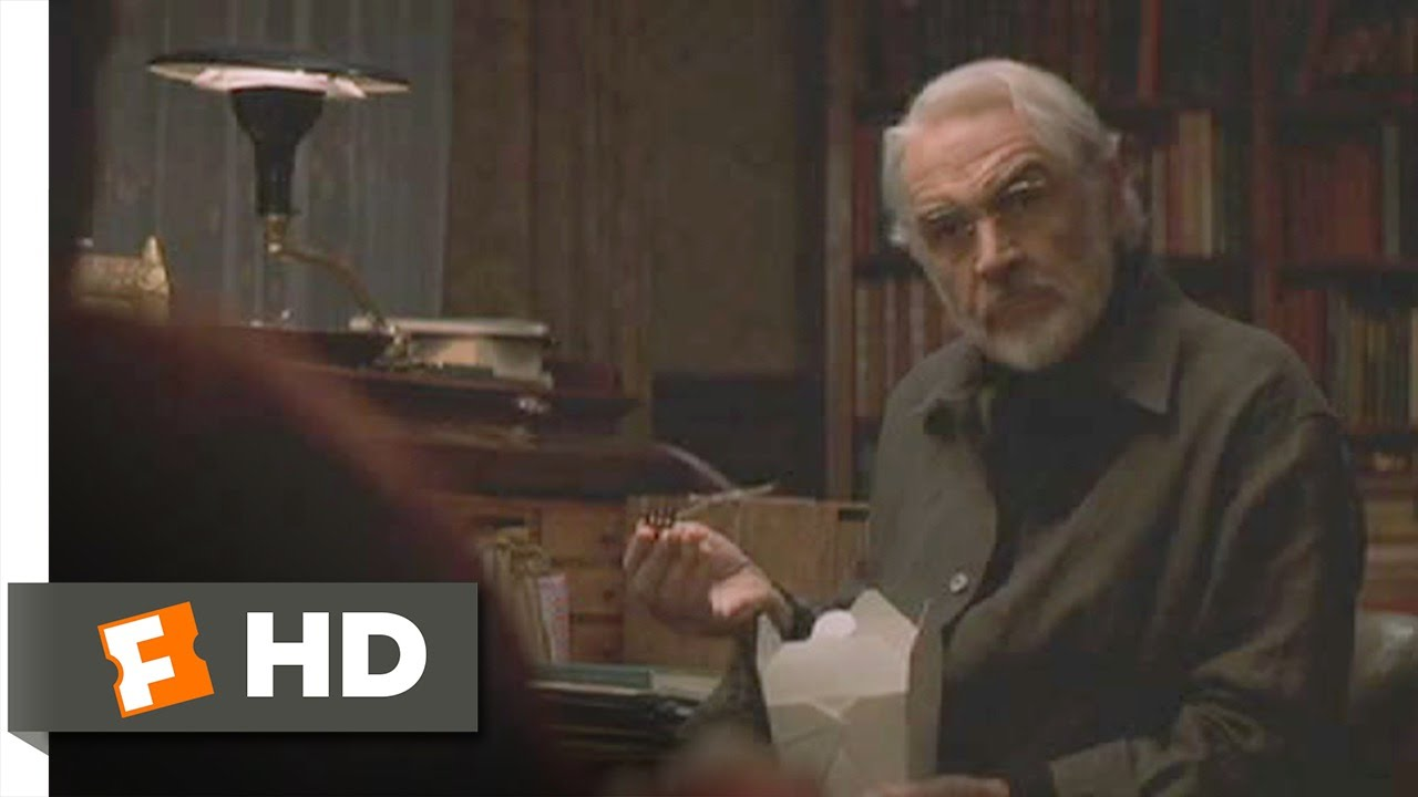 Finding Forrester 4 8 Movie Clip The Pulitzer Prize 2000 Hd Youtube