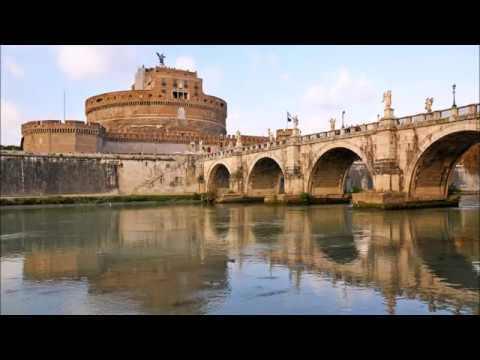 Places to see in ( Rome - Italy ) Ponte Sant'Angelo