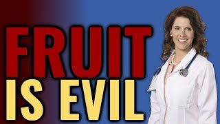 Why Fruit is Evil - Sugar in Fruit is Bad for Your Health