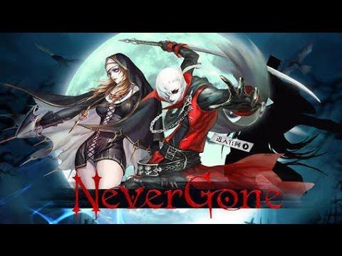 Never Gone(Android/IOS) - Mistura Insana De Devil My Cry E Castlevania